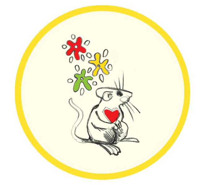 Lugu sellest, kuidas hiireke võluriga kohtus