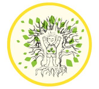 "Salasõna ""Olen tugev puu"""