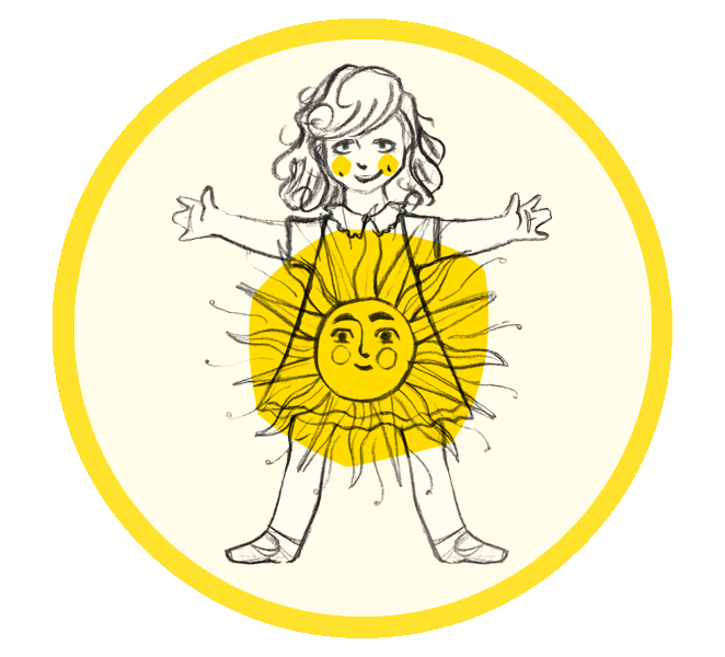 Päike sinu põues