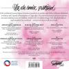 """Salasõna CD/album """"Armastusega iseendale"""" (tagakaas)"""